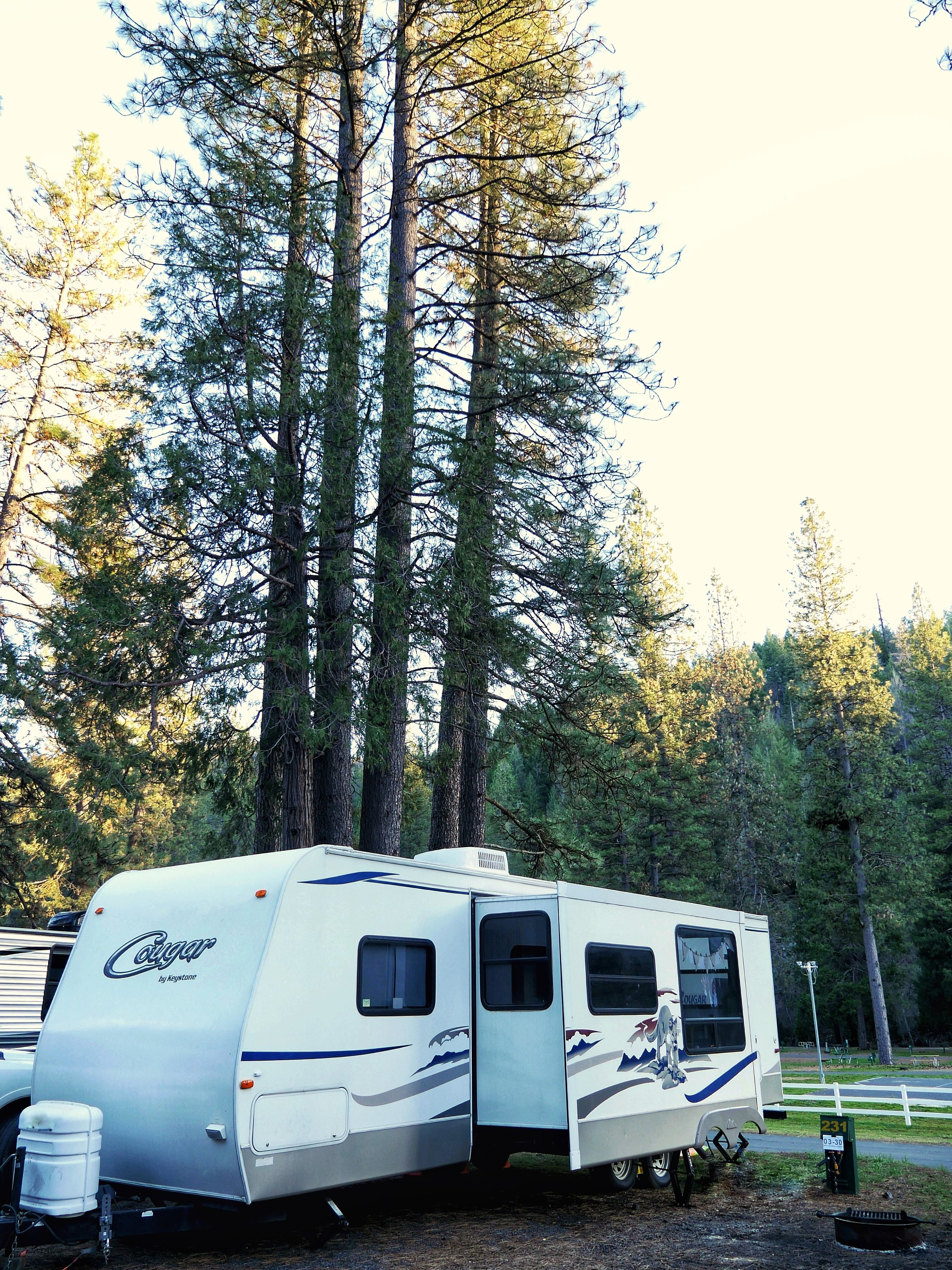 Where to Park it - Read reviews of campgrounds, gather information about campground memberships, and learn boondocking basics from those with experience