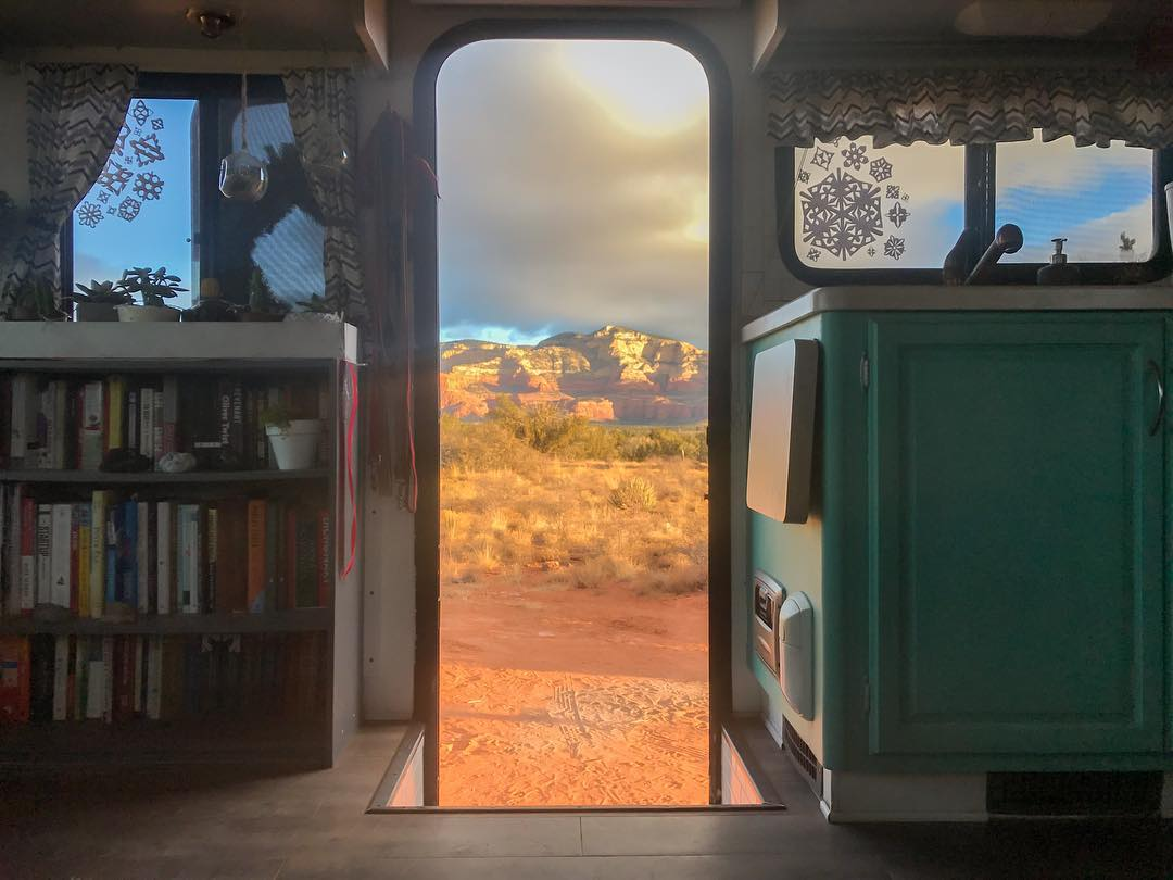Finding your Dream Boondocking Spots - By Samantha Binger
