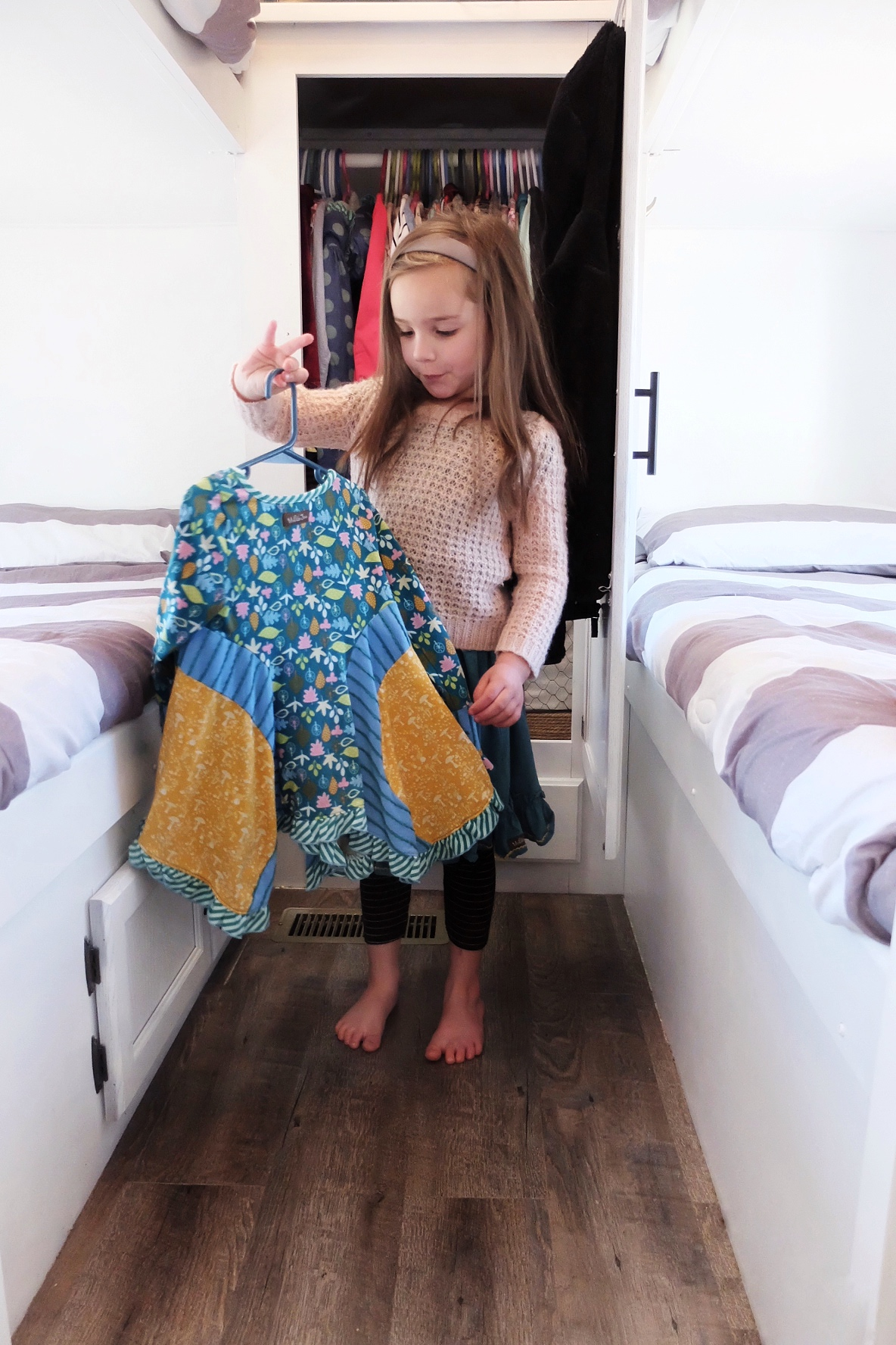 Minimizing Kids' Wardrobes for Tiny Living - …or life in generalBy Stephanie Byrnes