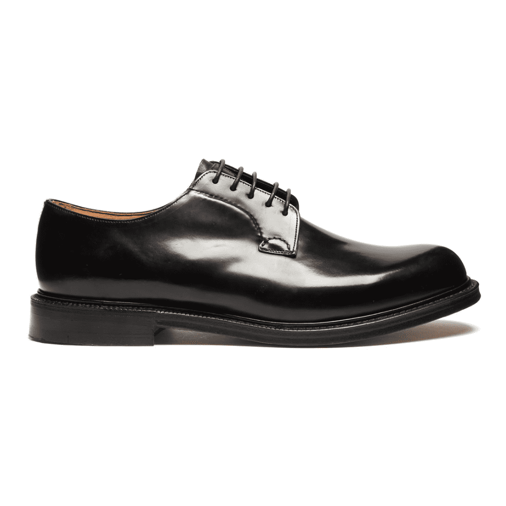 CHURCH'S SHANNON DERBY - You can't go wrong with owning a pair of derby shoes. The Shannon model from Church's footwear is the best silhouette you can own.SELLOUT RISK: LOW MED HIGHPurchase now at matchesfashion.com for $564.00
