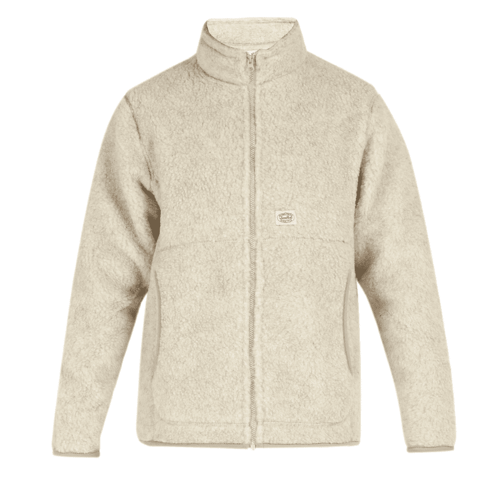 SNOW PEAK FLEECE - Snow peak delivers on the design and the fabric. Instead of the very common high polyester mix this fleece is made of 84% wool and only 16% polyester. Wool is worth the extra cash.SELLOUT RISK: LOW MED HIGHPurchase now at matchesfashion.com for $387.00