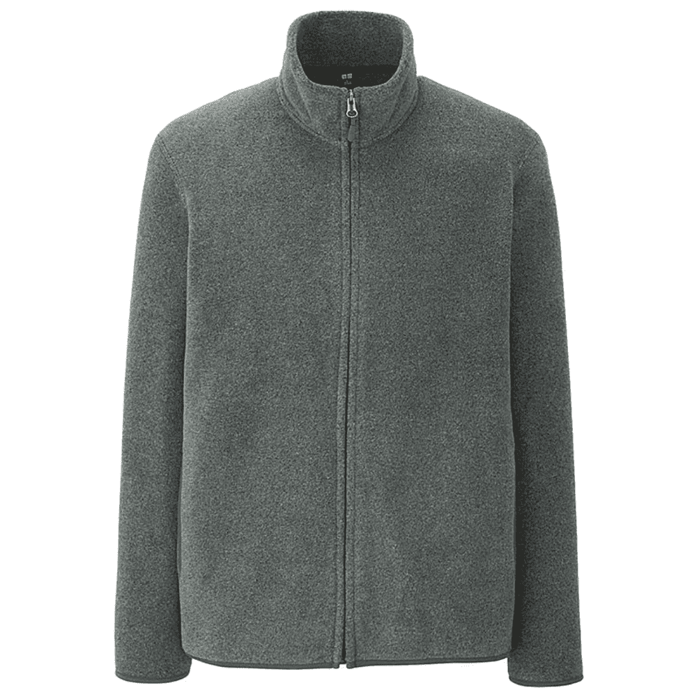 UNIQLO ZIP-UP FLEECE - It's hard not to add Uniqlo's products into these articles. The quality for price for Uniqlo's clothes is unbeaten and this fleece is no different. Comes in a massive amount of colors.SELLOUT RISK: LOW MED HIGHPurchase now at uniqlo.com for $29.90