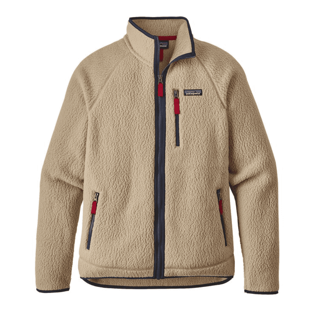 PATAGONIA RETRO PILE FLEECE - It's a fleece. It's Patagonia. It's super wearable. It's warm. It's priced right. It's available in a few colors. It's a good gift.SELLOUT RISK: LOW MED HIGHPurchase at patagonia.com for $139.00