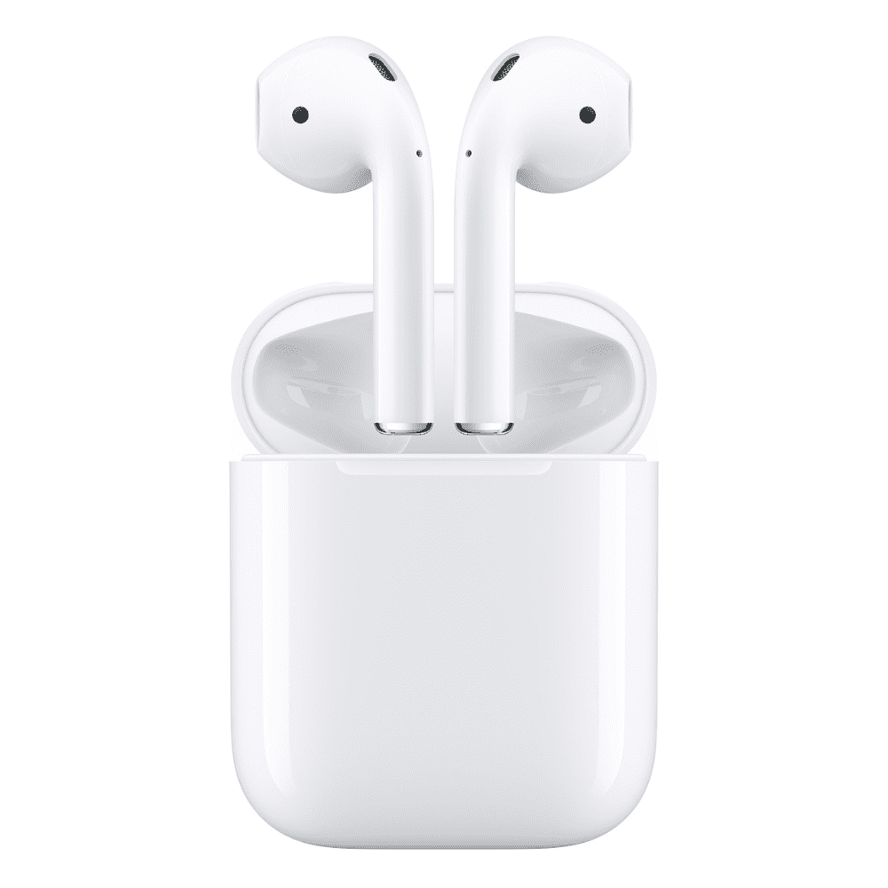 APPLE AIRPODS - I know these are for the audiophiles out there but they're simply the best wireless earbuds out there if own an Apple device. For all tech packed in these little guys they're well worth the price.SELLOUT RISK: LOW MED HIGHPurchase now at apple.com for $159.00