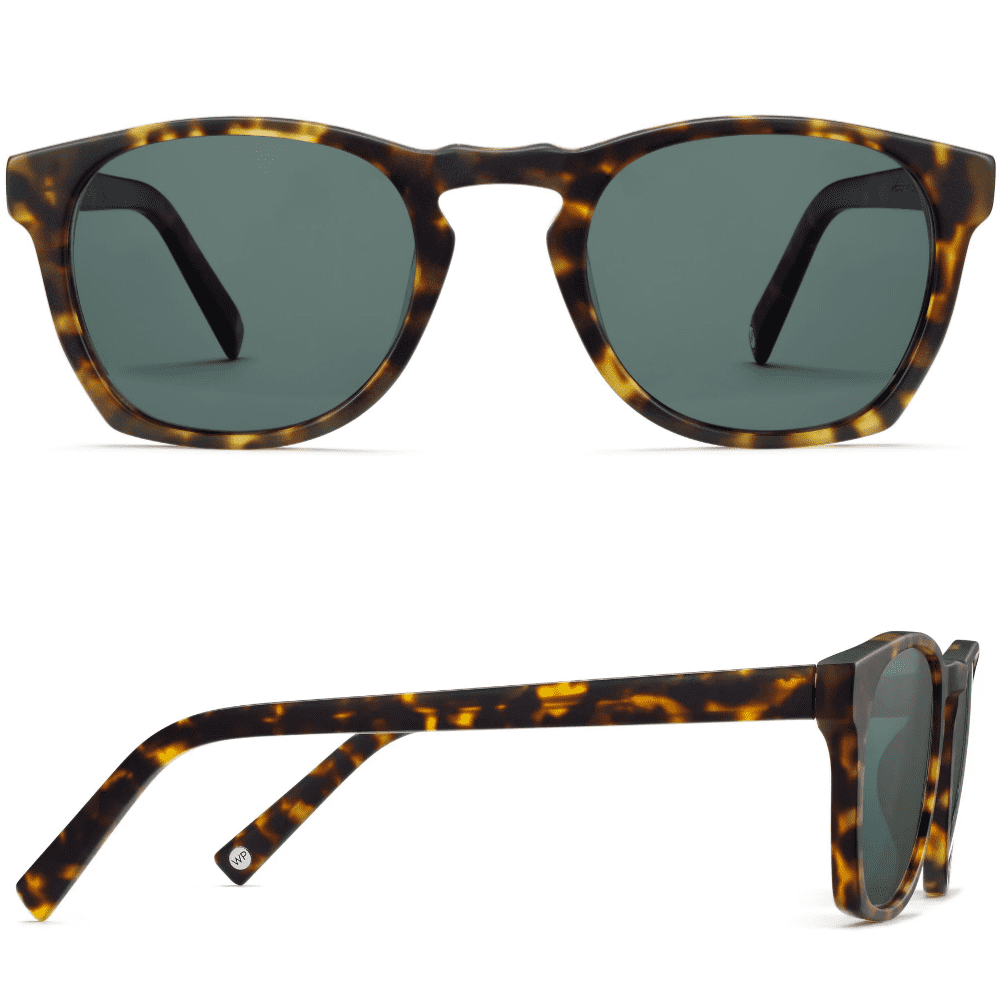 WARBY PARKER TOPPER SUNGLASSES - I've owned and still own a lot of Warby Parker glasses, optical and non-optical. They simply can't be beat, plus they donate a pair of glasses to a person in need with each optical purchase.SELLOUT RISK: LOW MED HIGHPurchase now at matchesfashion.com starting at $99.00