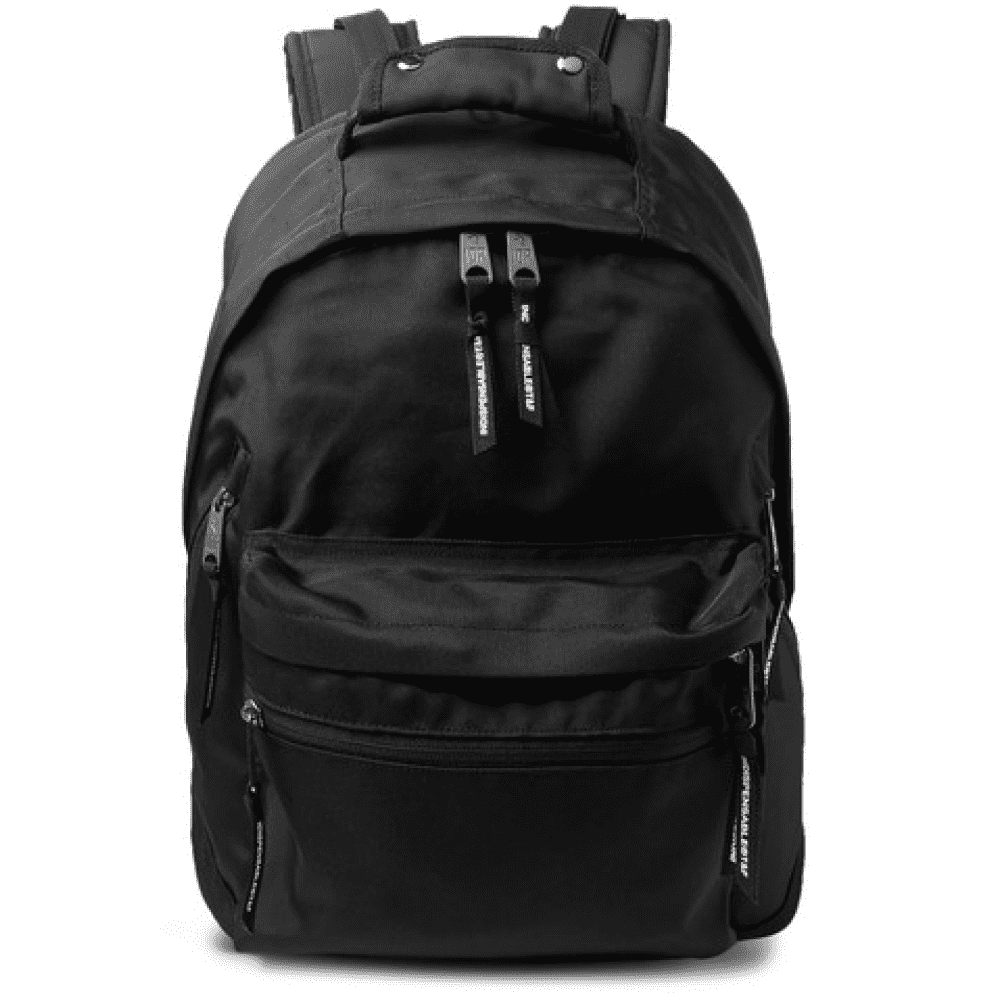 INDISPENSIBLE FUSION BACKPACK - This backpack is a really good mix of fashion and utilitarian. 100% versatile style and 100% for pocket lovers. Also a really fair price.SELLOUT RISK: LOW MED HIGHPurchase now at mrporter.com for $160.00