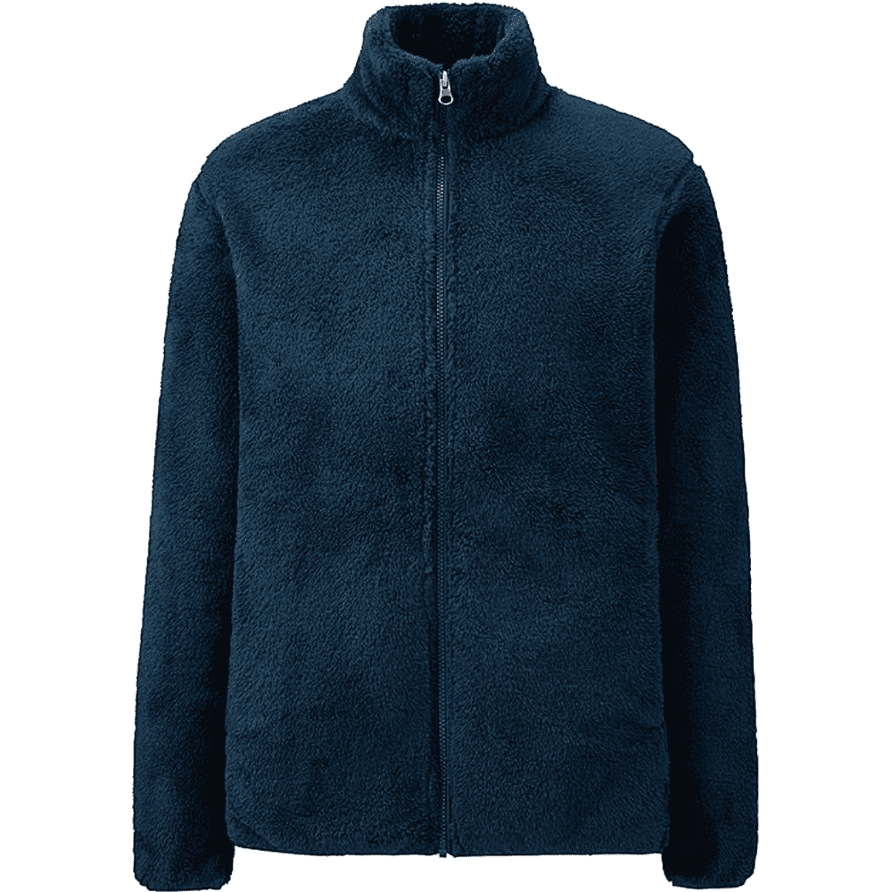 UNIQLO YARN FLEECE - A thick and warm poly fleece that will go with 90% of anyones wardrobe.SELLOUT RISK: LOW MED HIGHPurchase now at uniqlo.com for $29.90