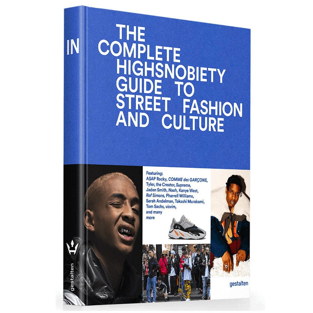 THE INCOMPLETE HIGHSNOBIETY GUIDE - A great gift for anyone who appreciates streetwear culture.SELLOUT RISK: LOW MED HIGHPurchase now at amazon.com for $46.00