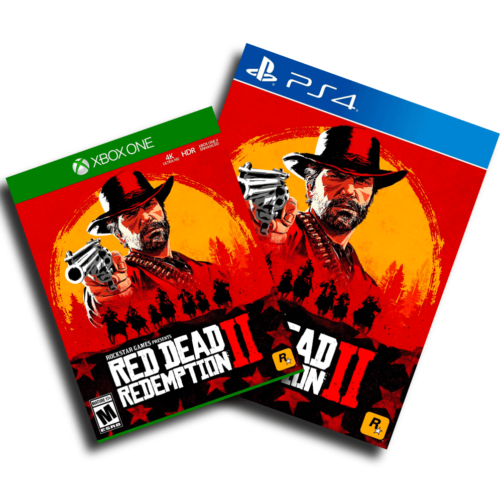 RED DEAD REDEMPTION II - Easily the best game I personally played in a long-long time. Perfect to play over the upcoming holiday break.Purchase now at amazon.com for $59.99
