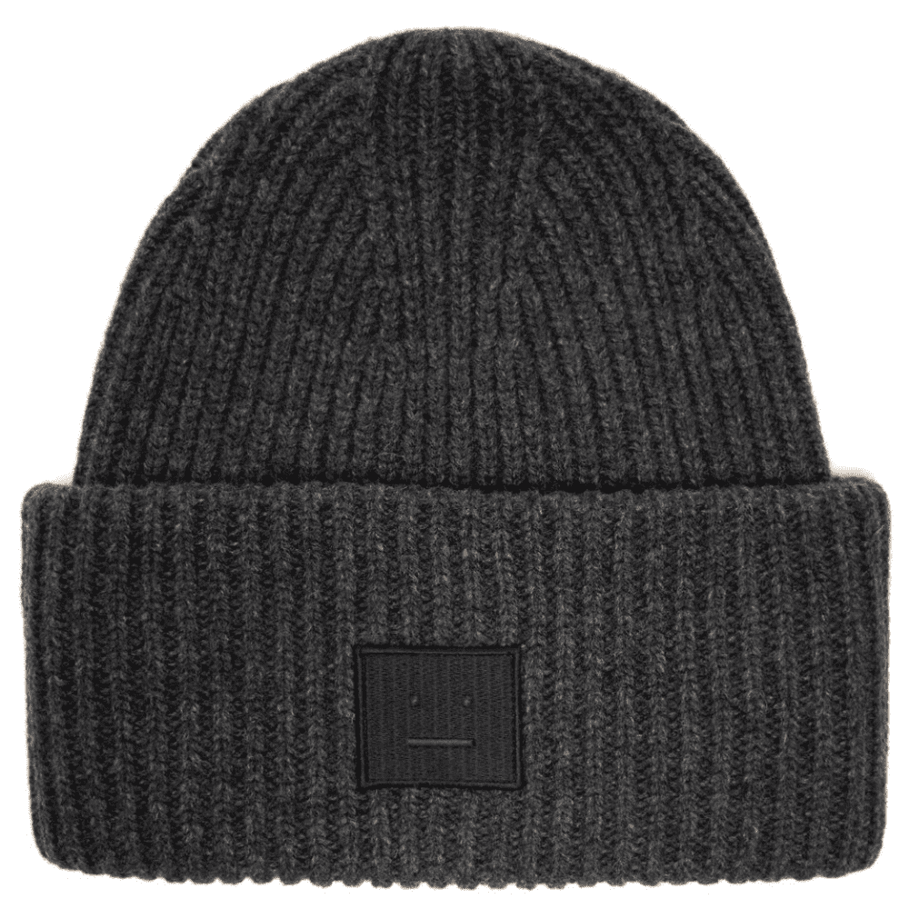 ACNE STUIDOS WOOL BEANIE - Everyone needs a simple and versatile wool beanie and this is the one you should get.SELLOUT RISK: LOW MED HIGHPurchase now at matchesfashion.com for $150.00