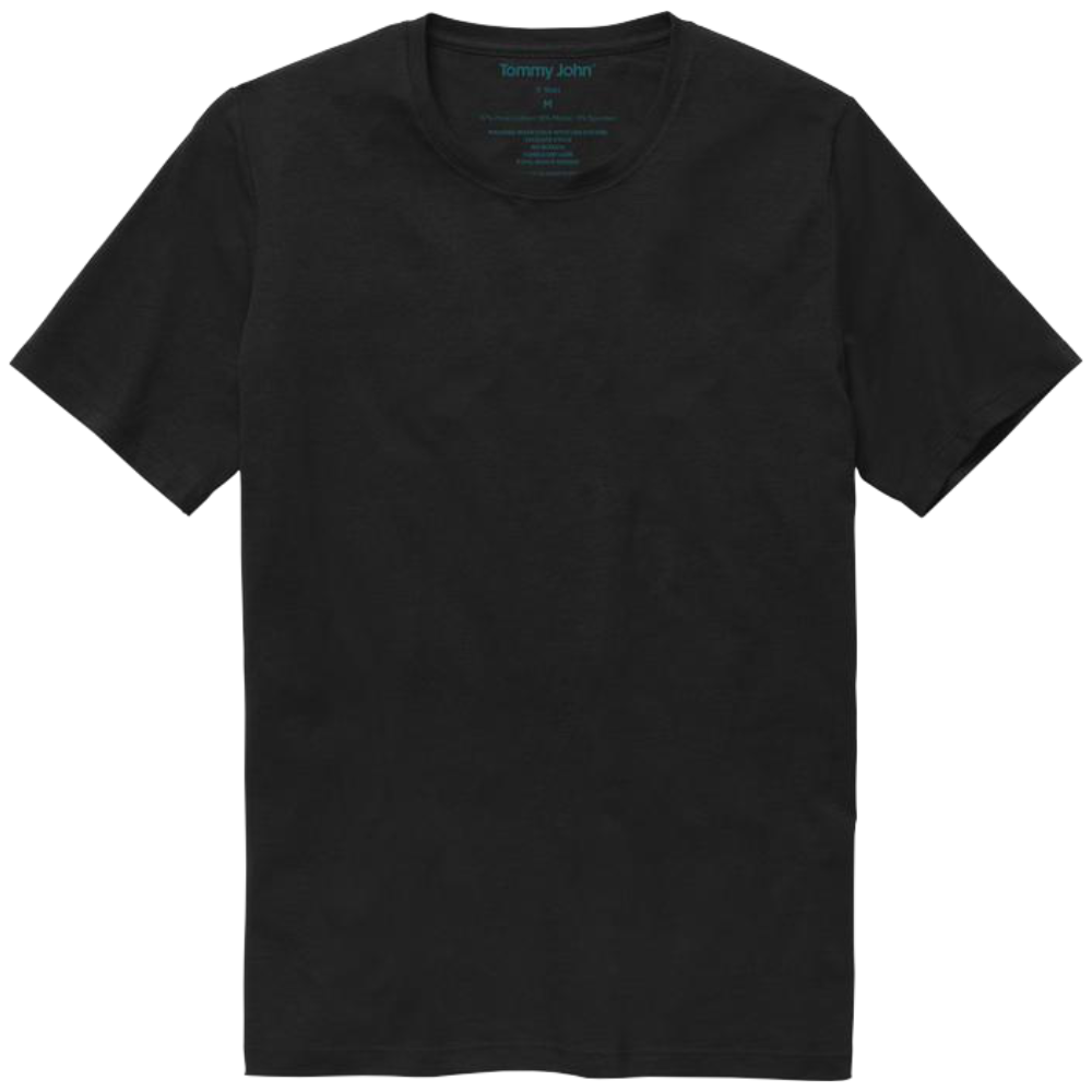 TOMMY JOHN SECOND SKIN T-SHIRT - The best all around care-free crew neck.SELLOUT RISK: LOW MED HIGHPurchase now at tommyjohn.com for $55.00