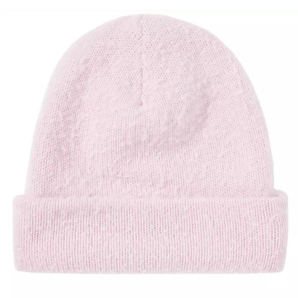 ACNE STUDIOS PEELE BEANIE - A really nice warm and thick beanie from Acne Studios. I personally like the muted pink color but it's not the most versatile color for my wardrobe. The color it came out after I dyed it however is extremely versatile.SELLOUT RISK: LOW MED HIGHPurchase now at endclothing.com for $105.00 was $159.00