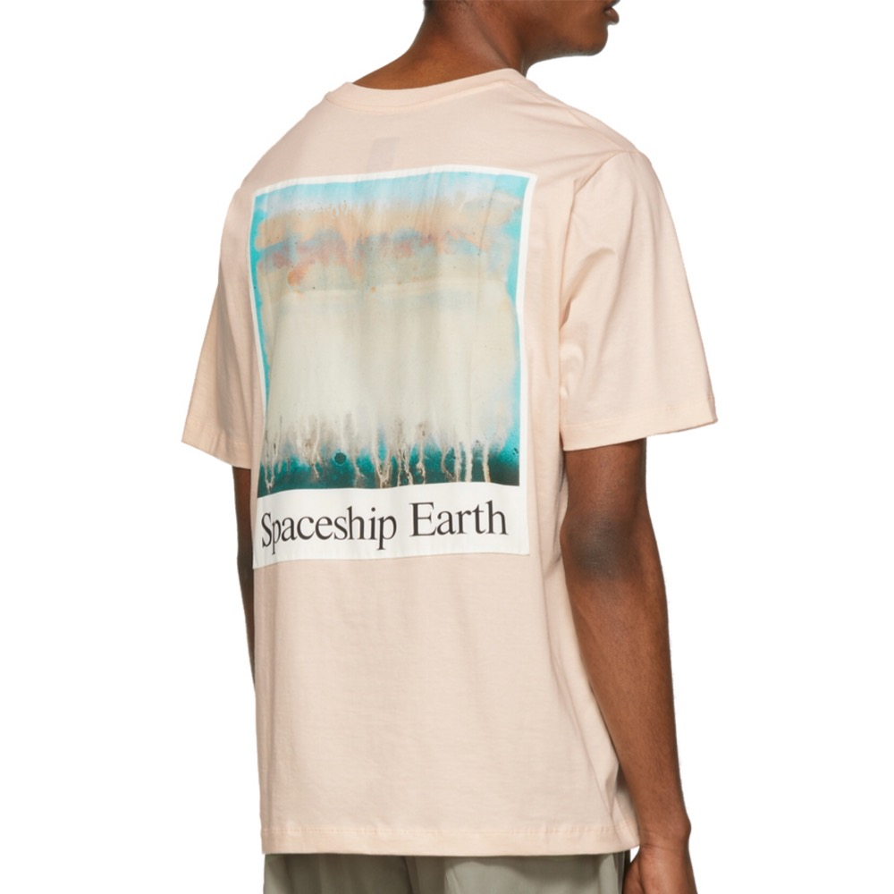 OAMC SPACESHIP EXPLORER - If Raf and Undercover did a collaberation this is the t-shirt they would create!SELLOUT RISK: LOW MED HIGHPurchase now at ssense.com for $195.00