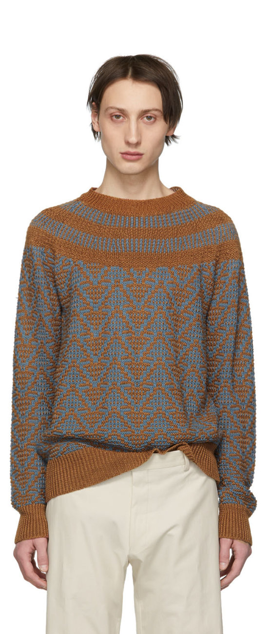 Dries_Van_Noten_Brown_Grey_Nepal_Sweater.jpg