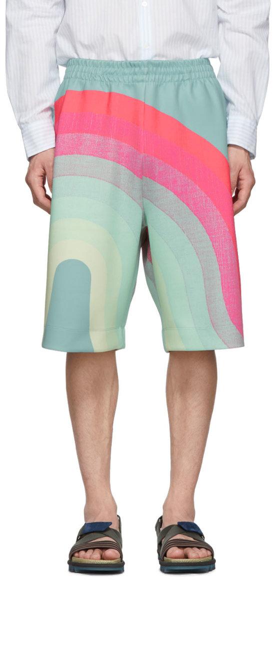 Dries_Van_Noten_Multicolor_Verner_Panton_Edition_Wave_Hostala_Shorts.jpg