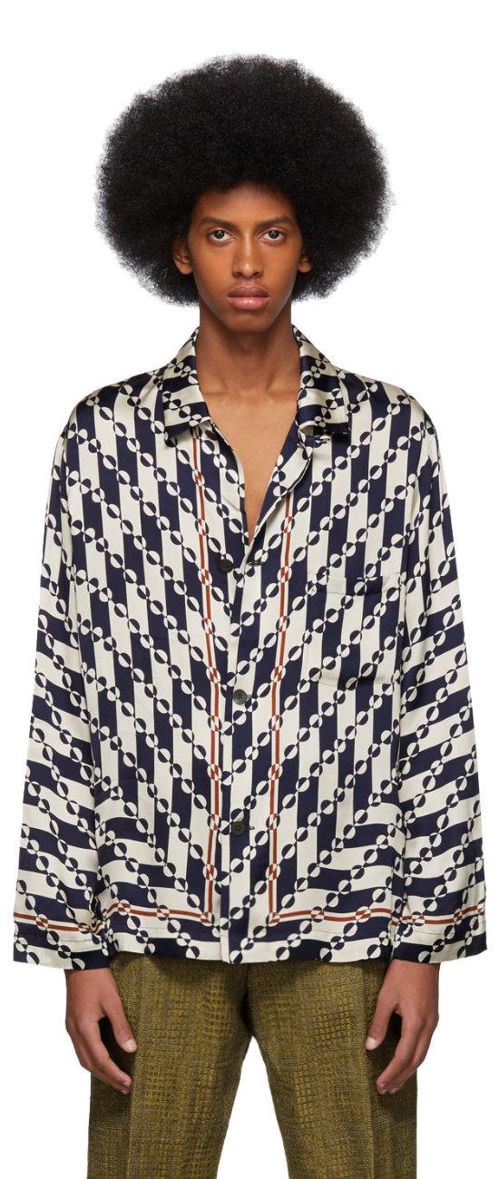 Dries_Van_Noten_Navy_Off-White_Casal_Shirt.jpg