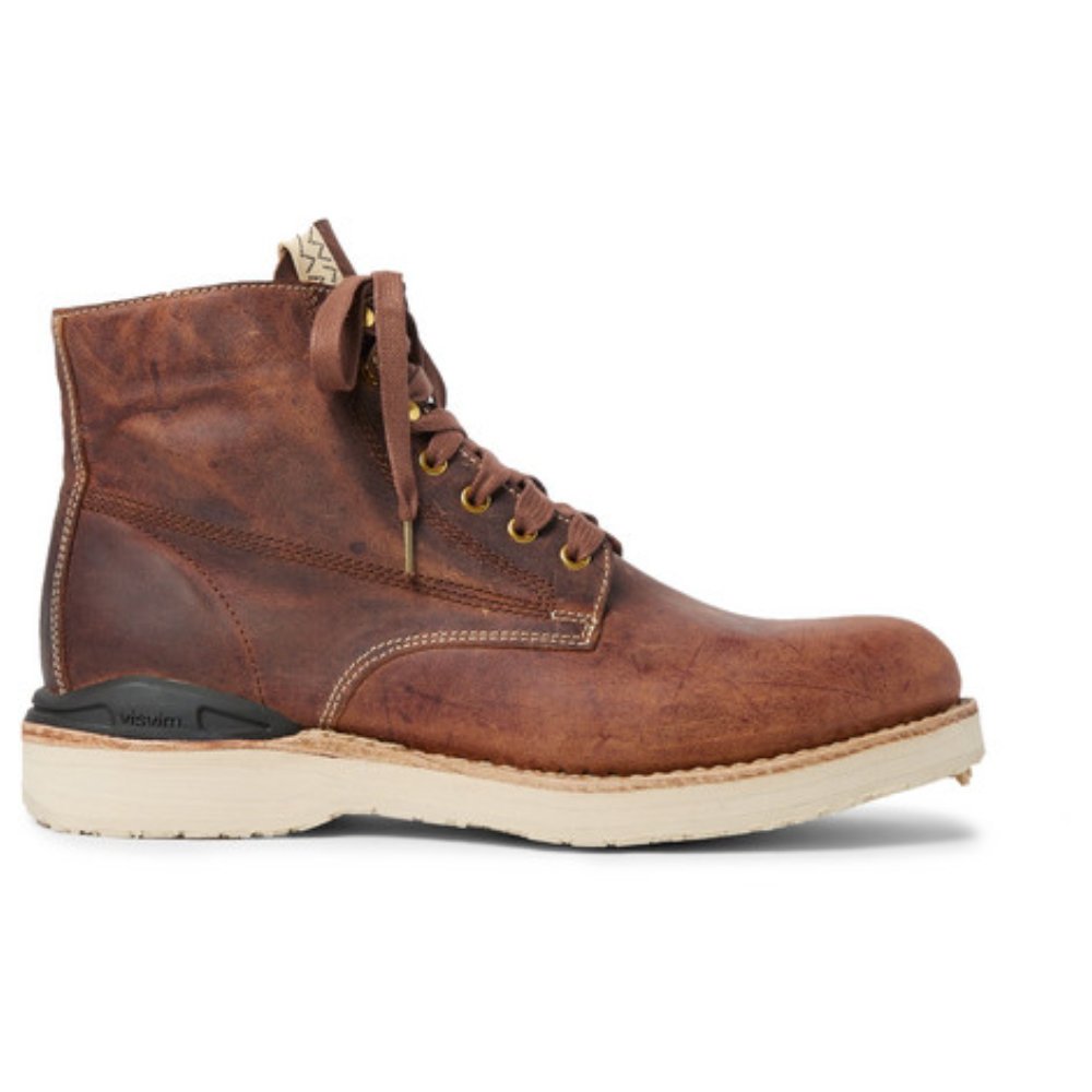 VISVIM VIRGIL BOOTS - The price may make the Visvim Virgil boots hard to swallow but if you a chance to see them in person you really get a better perspective of why they cost as much as they do. I honestly can't imagine boots that are higher quality. So are they worth it? Absolutely!SELLOUT RISK: LOW MED HIGHPurchase now at mrporter.com for $1250.00