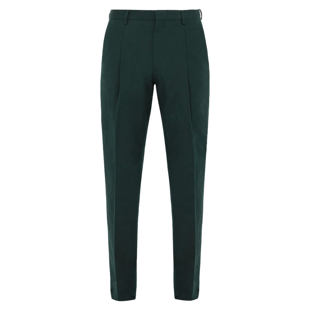 Acne Studios Boston Trousers - As referenced above, I love forest green and I also love trousers (maybe a little too much). It's a win-win for me and should be for you as well.SELLOUT RISK: LOW MED HIGHPurchase now at matchesfashion.com for $340.00