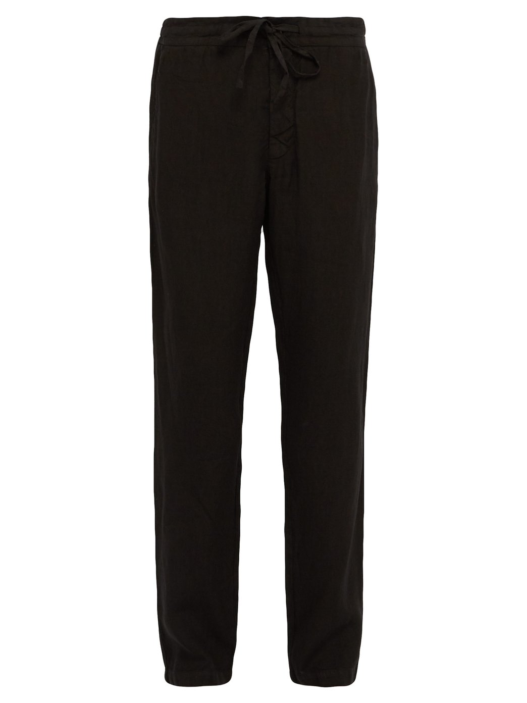 120% lino linen trousers - Everyone should have some linen trousers for summer. This is a simple drawstring pair (which most are) that is 100% linen.SELLOUT RISK: LOW MED HIGHPurchase now at matchesfashion.com for $285.00