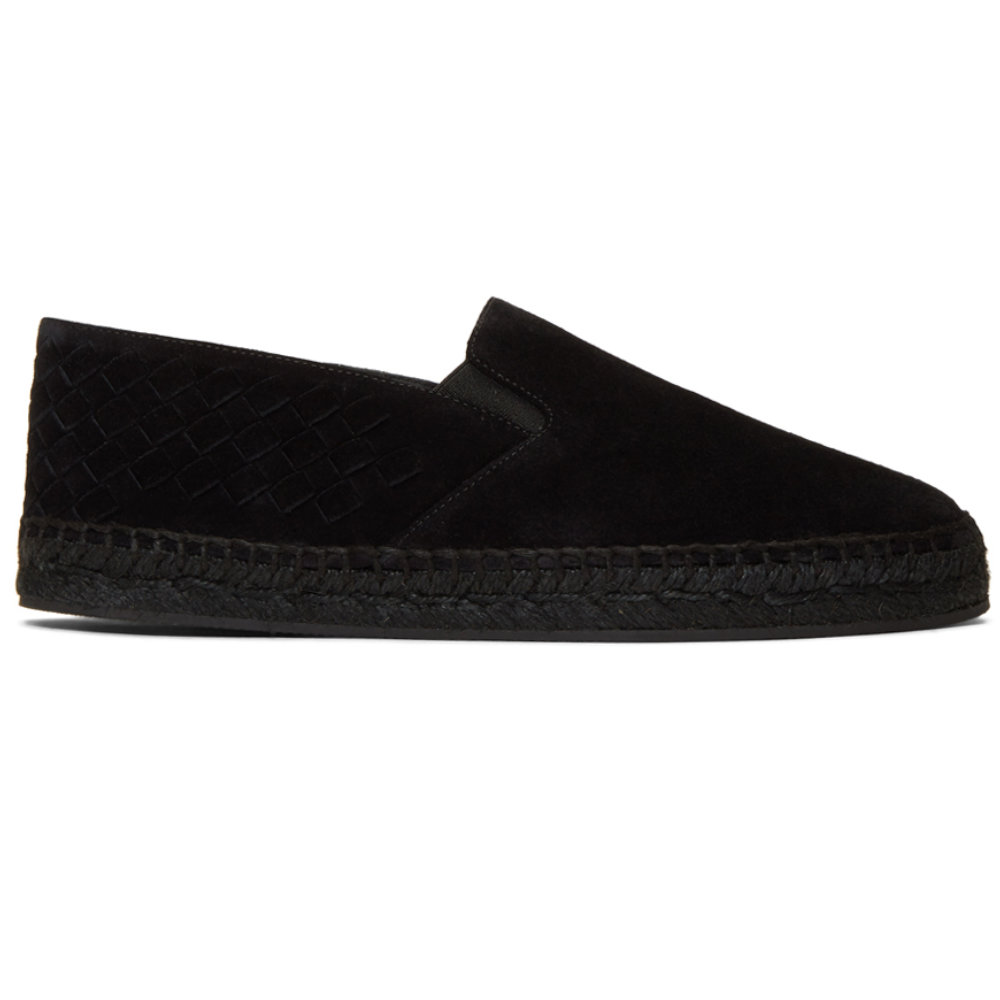 BOTTEGA VENETA Espadrilles - Easily the best pair of espadrilles you can get your hands on and the best colorway.SELLOUT RISK: LOW MED HIGHPurchase now at ssense.com for $580.00