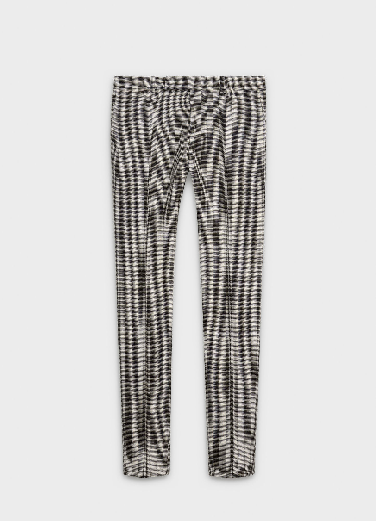 CLASSIC PANTS IN SMALL HOUNDSTOOTH   1,050 USD
