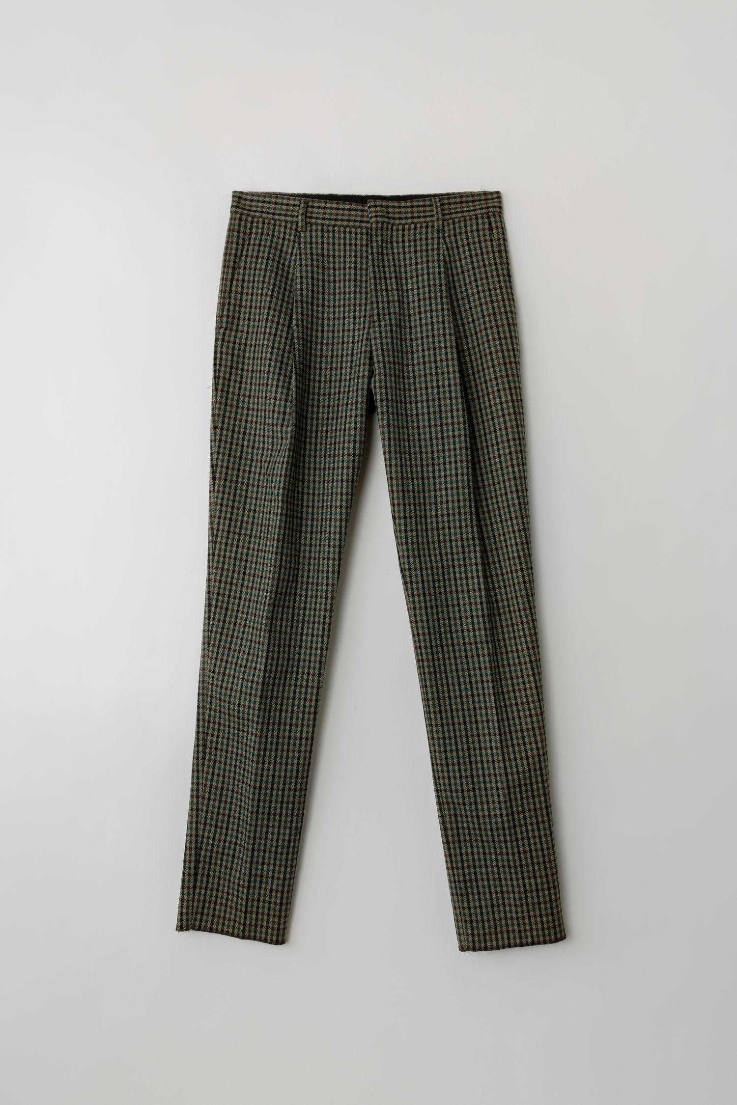 acne_studios_Vichy_check_print_trousers_beige_brown_1.jpg