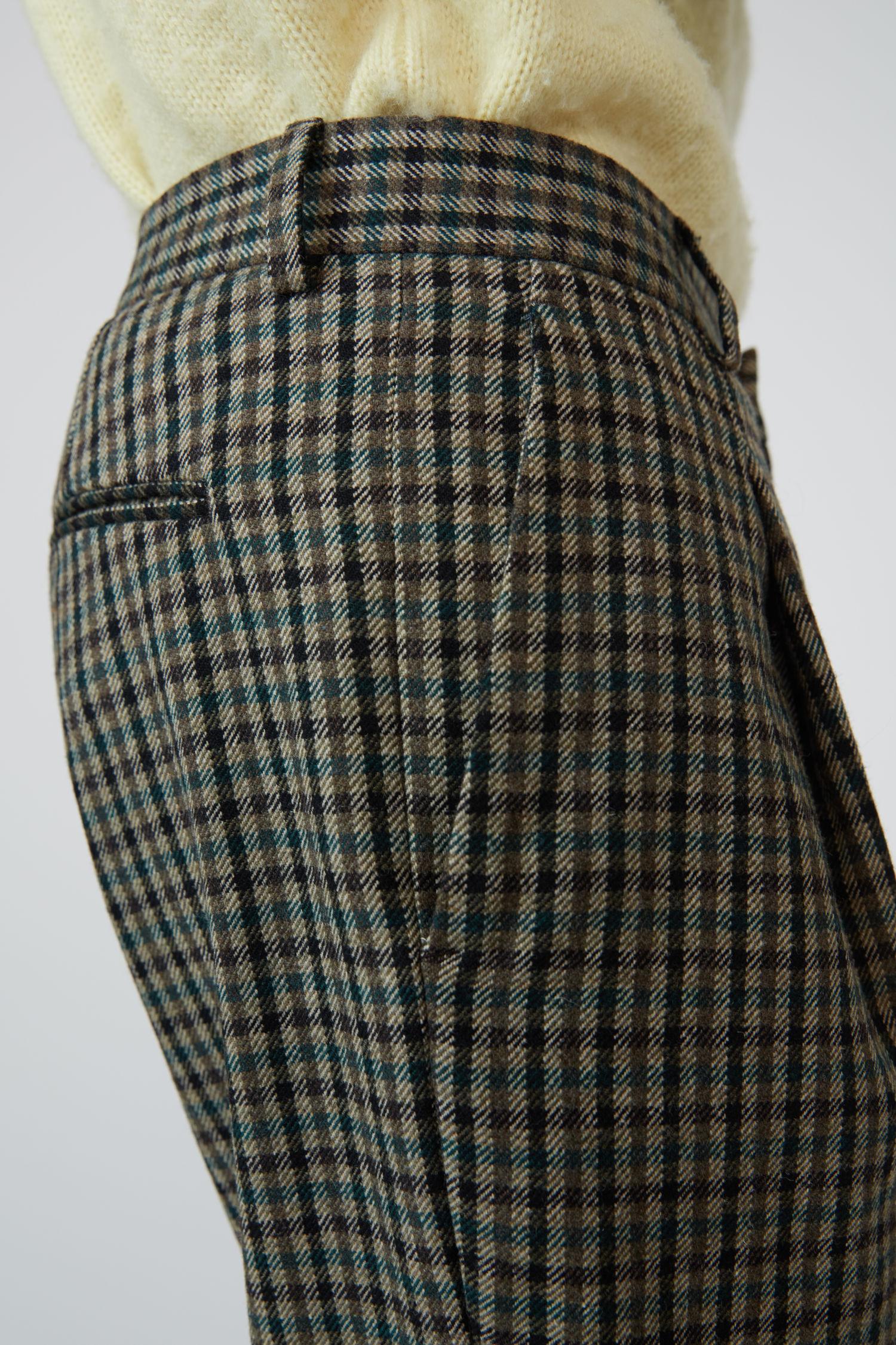 acne_studios_Vichy_check_print_trousers_beige_brown_2.jpg
