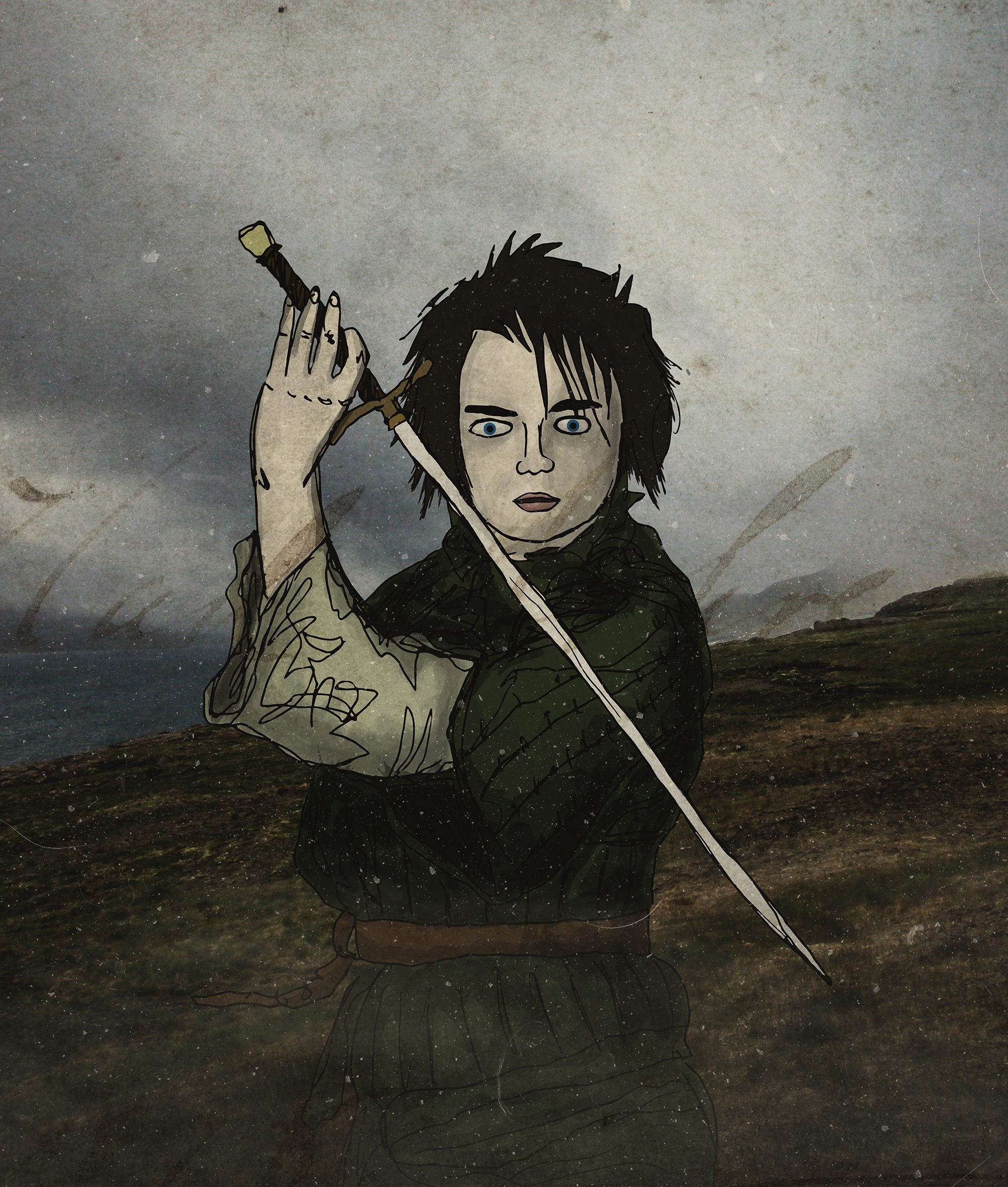 Arya Stark - Game of Thrones b.jpg