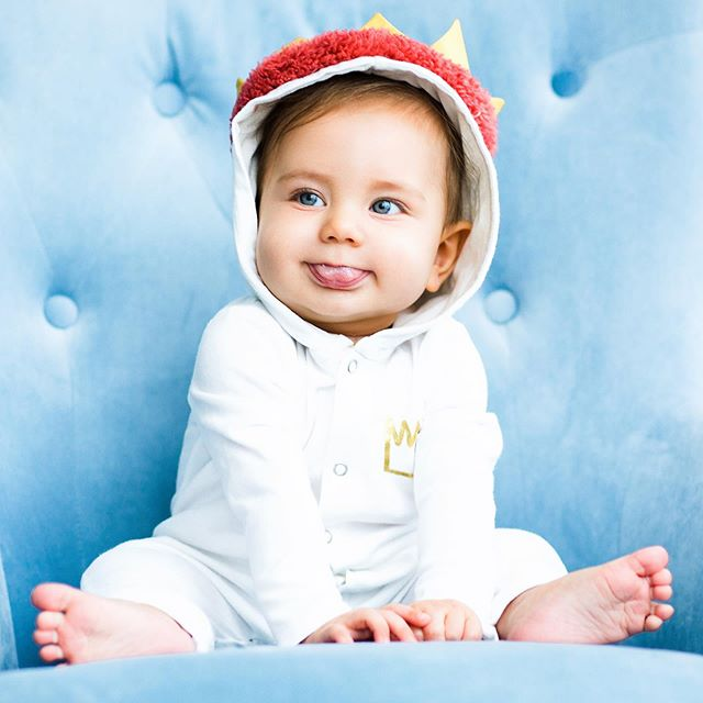 Cute photoshoot for this sweet baby 👶🏼 ❤️