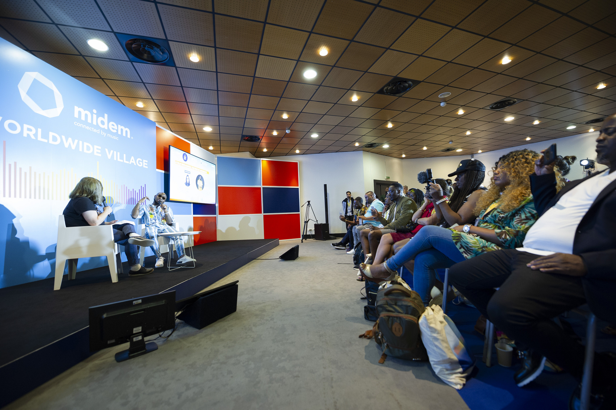 Worldwide Village @ MIDEM in 2018