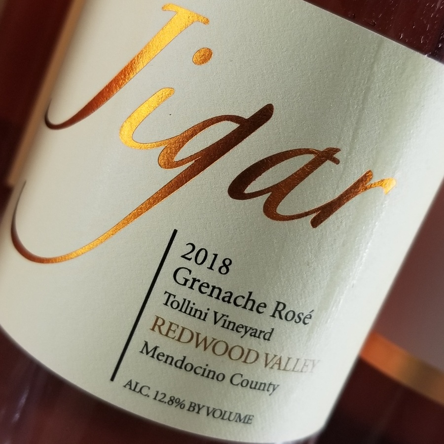 JigarGrenache Rosé - Grenache is one of the most widely planted red wine grape varieties in the world. It ripens late, so ... Spring 2018 ... the harvest for Grenache is early for this Rosé.