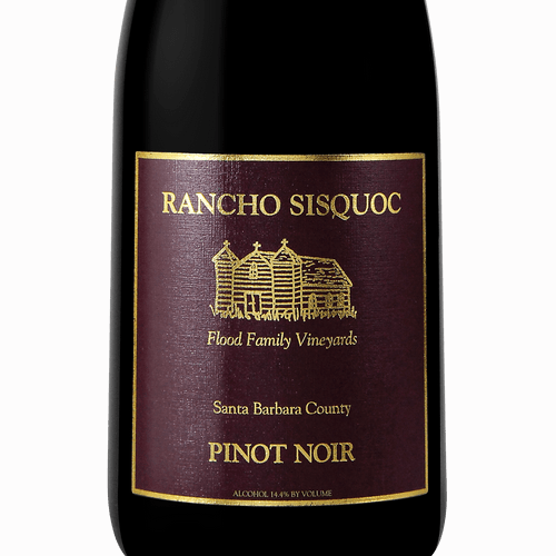 Rancho SisquocPinot Noir - With 89 points from wine enthusiast, this pinot is a Double Gold Medal Winner at San Francisco Chronicle Wine Competition.