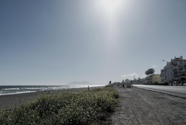 sun sea beach photography spain