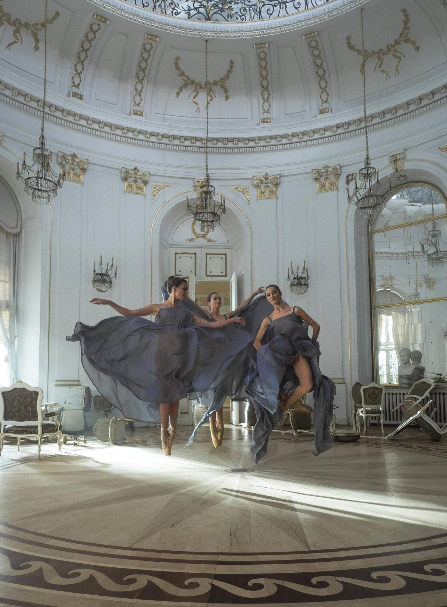 balet master tvn