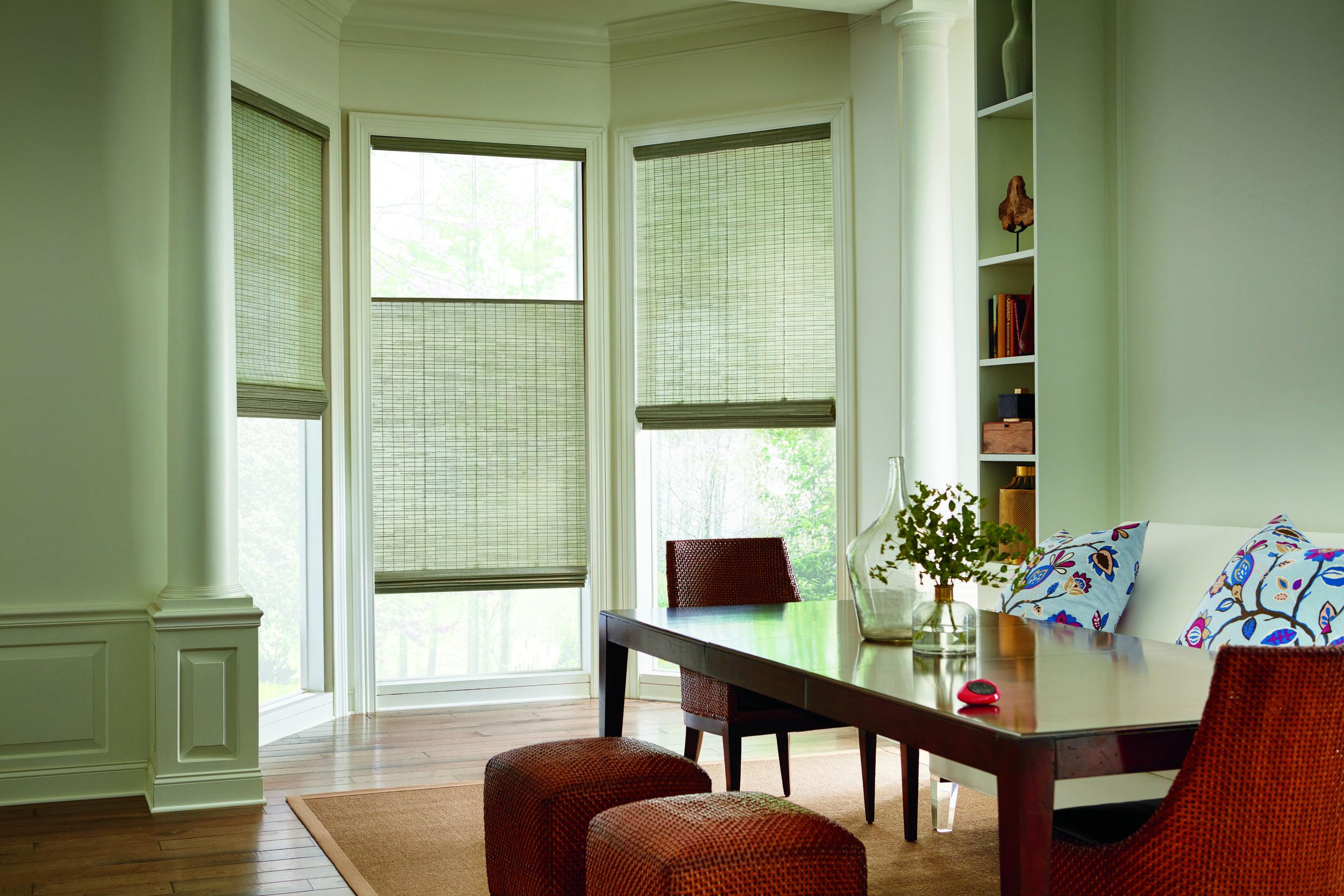 Natural Woven Wood Blinds Windowwares Com Window Treatments Wholesaler