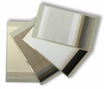 Tonal Vision - Whether in tones of earthen stone, sleek white on white, or a deliciously textured woven mesh, our diverse collection of fabrics multiply our design styles into hundreds of decorative solutions.