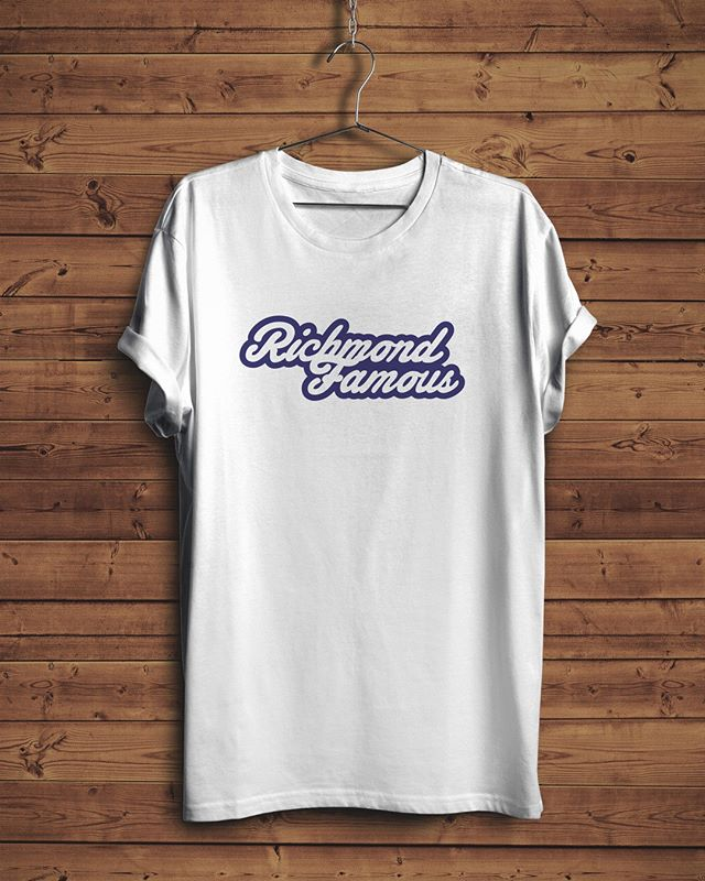 HEY! We made @rvafamous tshirts and are donating all the profits to @raicestexas. So if you have been as horrified as we are by what's happening at the border AND you've been wanting some sweet RF merch, head on over to richmondfamous.com to get you one. . . . . . . . . #richmondfamouspodcast #rvadine #richmond #richmondvirginia #rva #richmondva #raices #protecteachother #buildabridge #nowalls