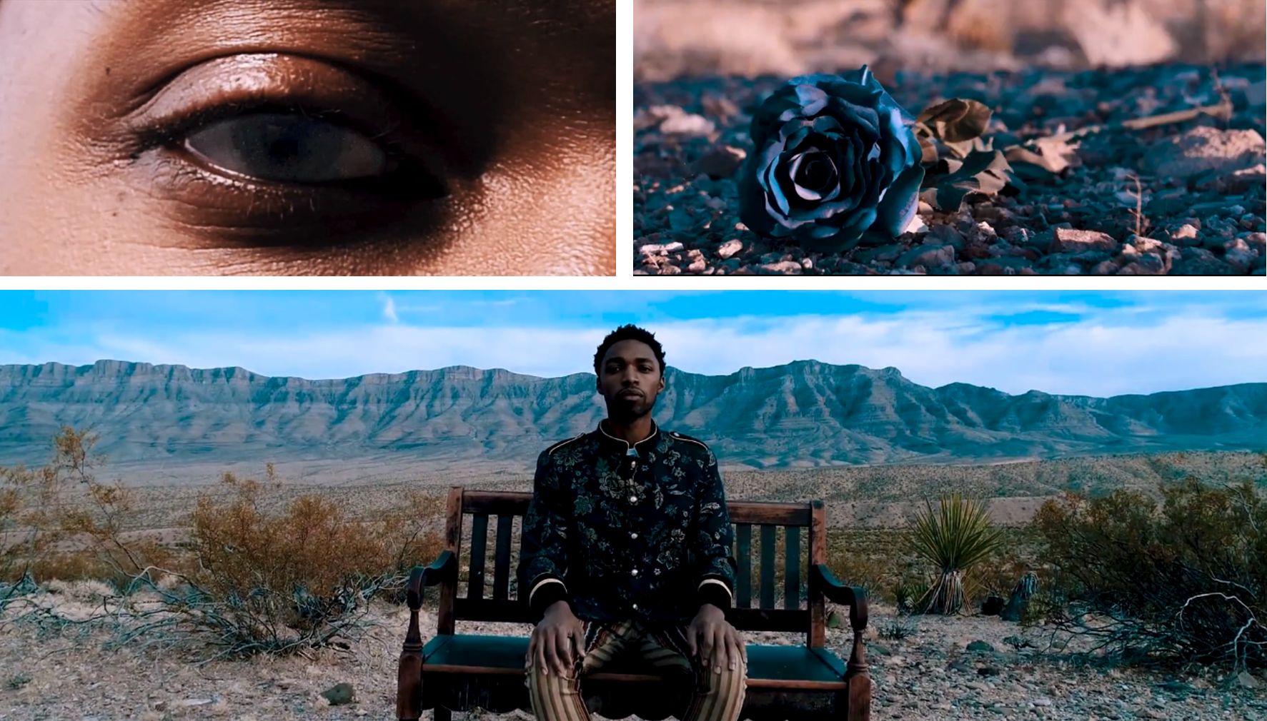 Stills from Red Love video - Directed by Ricky Staffieri, produced by Merissa Rocco and Ben Fout