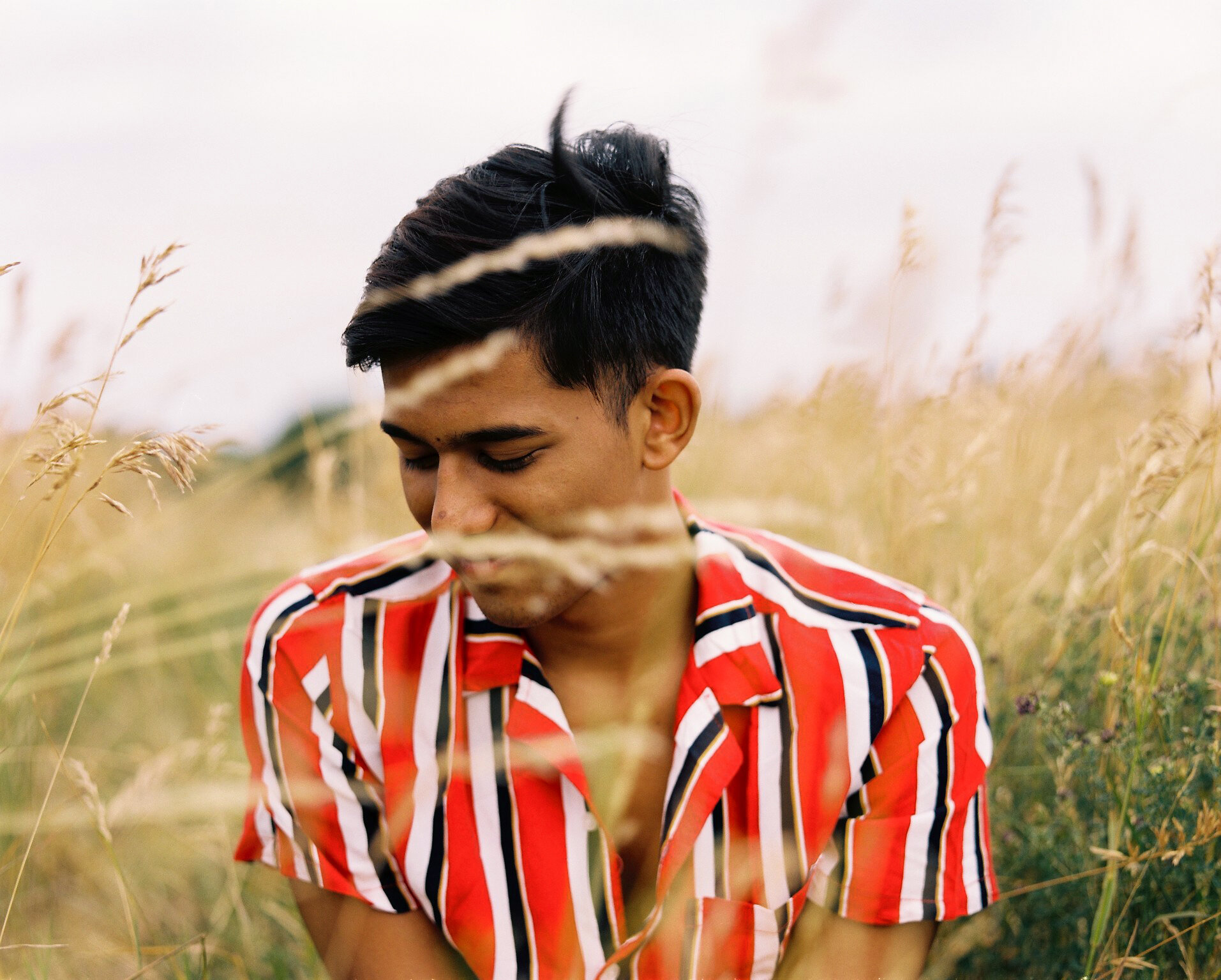 Introducing – Dameer - Music is his sanctuary: transforming memories into uplifting psychedelic pop.