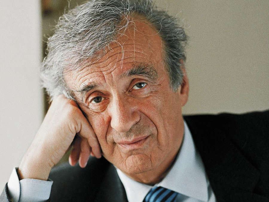 Elie Wiesel, Honorary Co-Chair (in Memoriam) of the Raoul Wallenberg Centre for Human Rights.