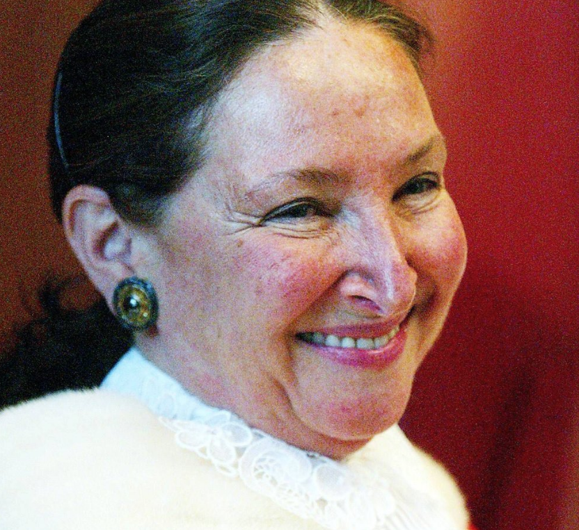 Justice Rosalie Abella,Honorary Co-Chair of the Raoul Wallenberg Centre for Human Rights.