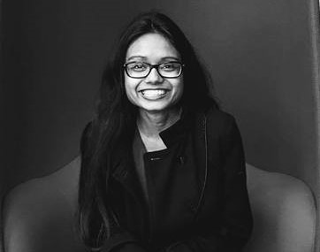 Nirushaa Senthilnathan, Project Coordinator at the Raoul Wallenberg Centre for Human Rights.