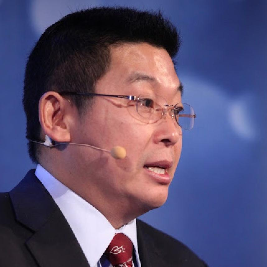 Yang Jianli  (China)  Human rights activist, Tiananmen Square Massacre survivor, former political prisoner