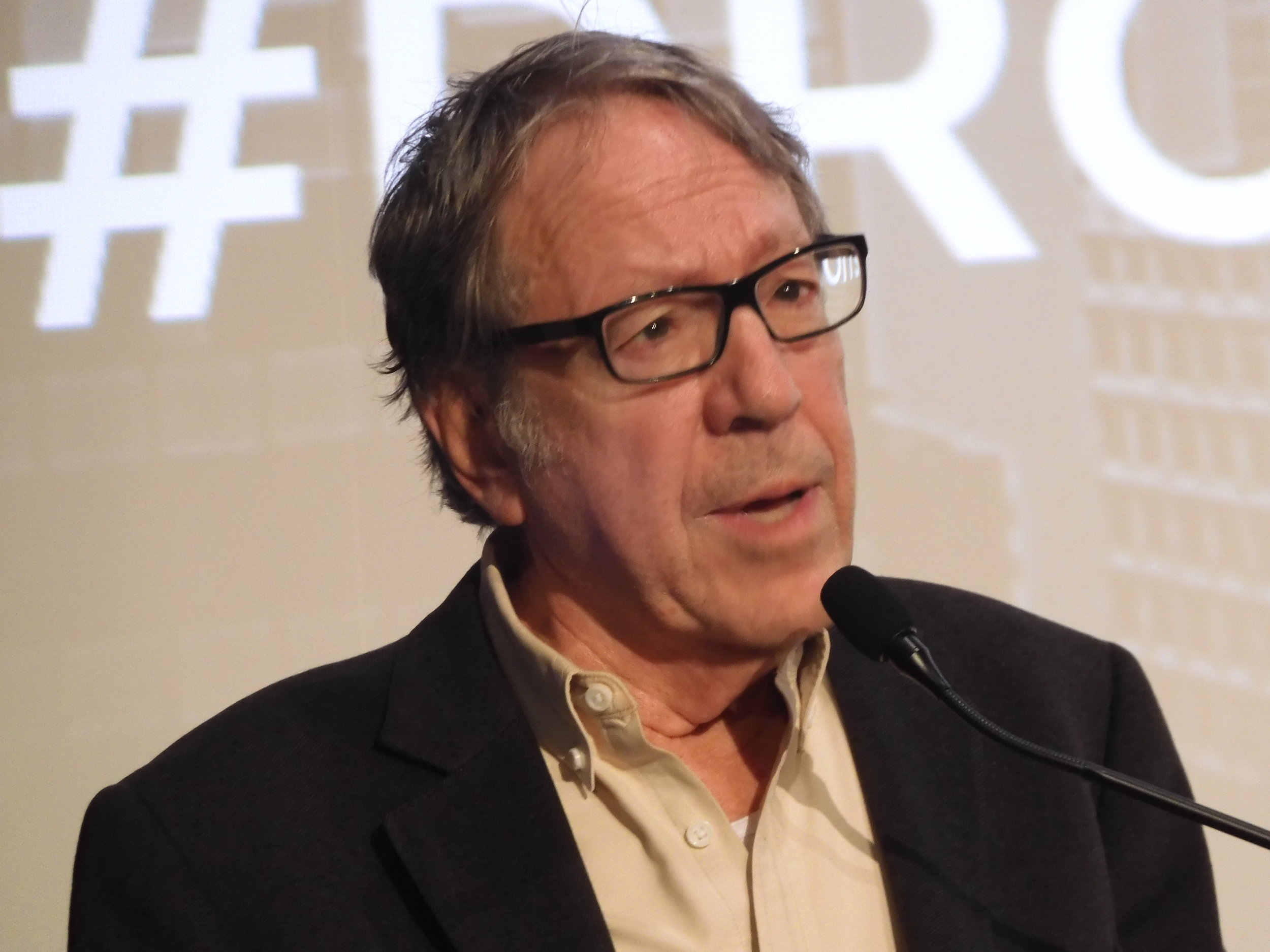 Pictured:  RWCHR Chair and Founder, Professor Irwin Cotler .