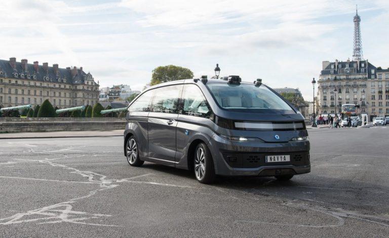Navya's Autonom Cab