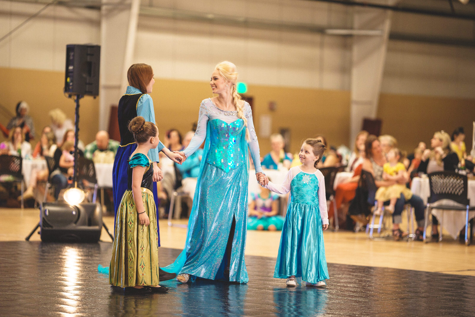 - The Fairy Tale Ball is a Royal Family KIDS Pasco fundraising event to support their mission of providing a week long summer camp, year long mentoring program and monthly club meetings for area foster children. Help Royal Family's mission of confronting abuse & changing lives by getting your tickets today!