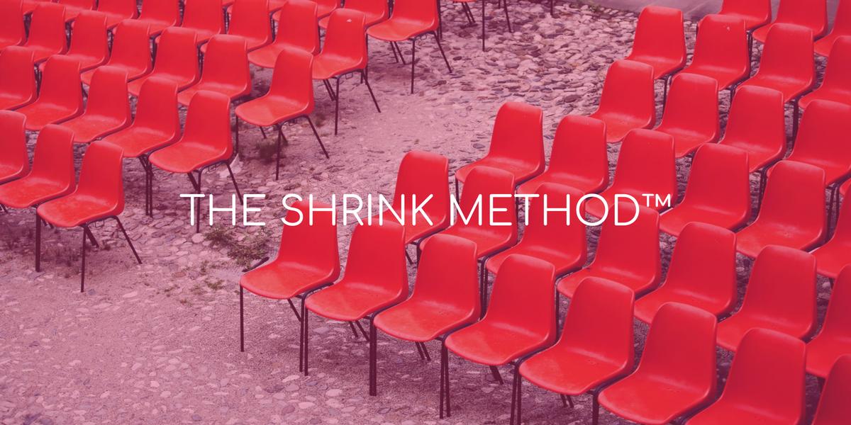 The SHRINK Method | Shrink Your Practice