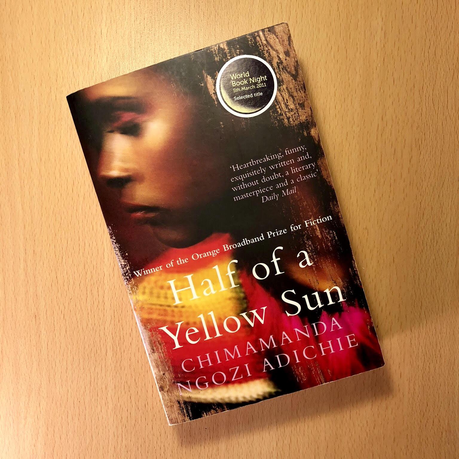 Half of a Yellow Sun | Chimamanda Ngozie Adichie
