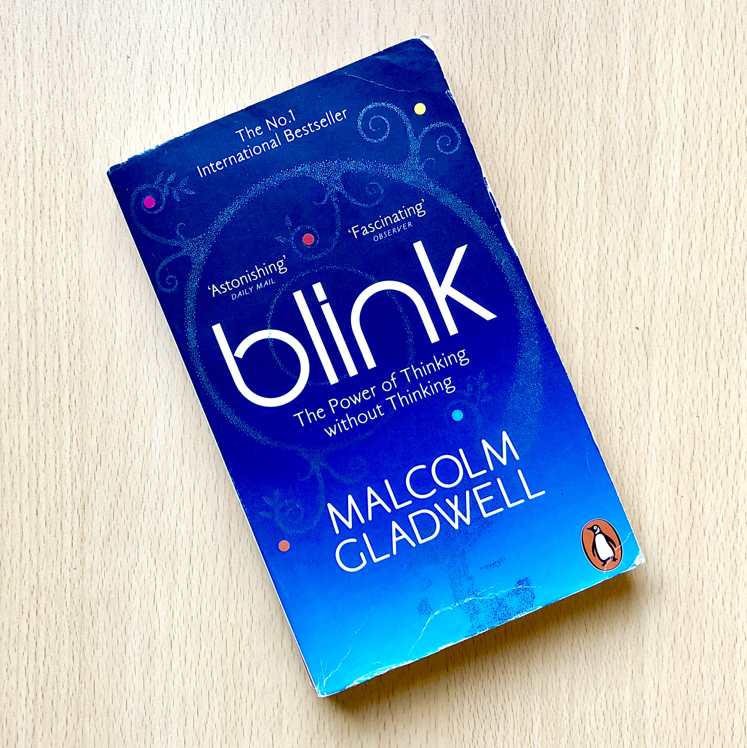 Blink | Malcolm Gladwell
