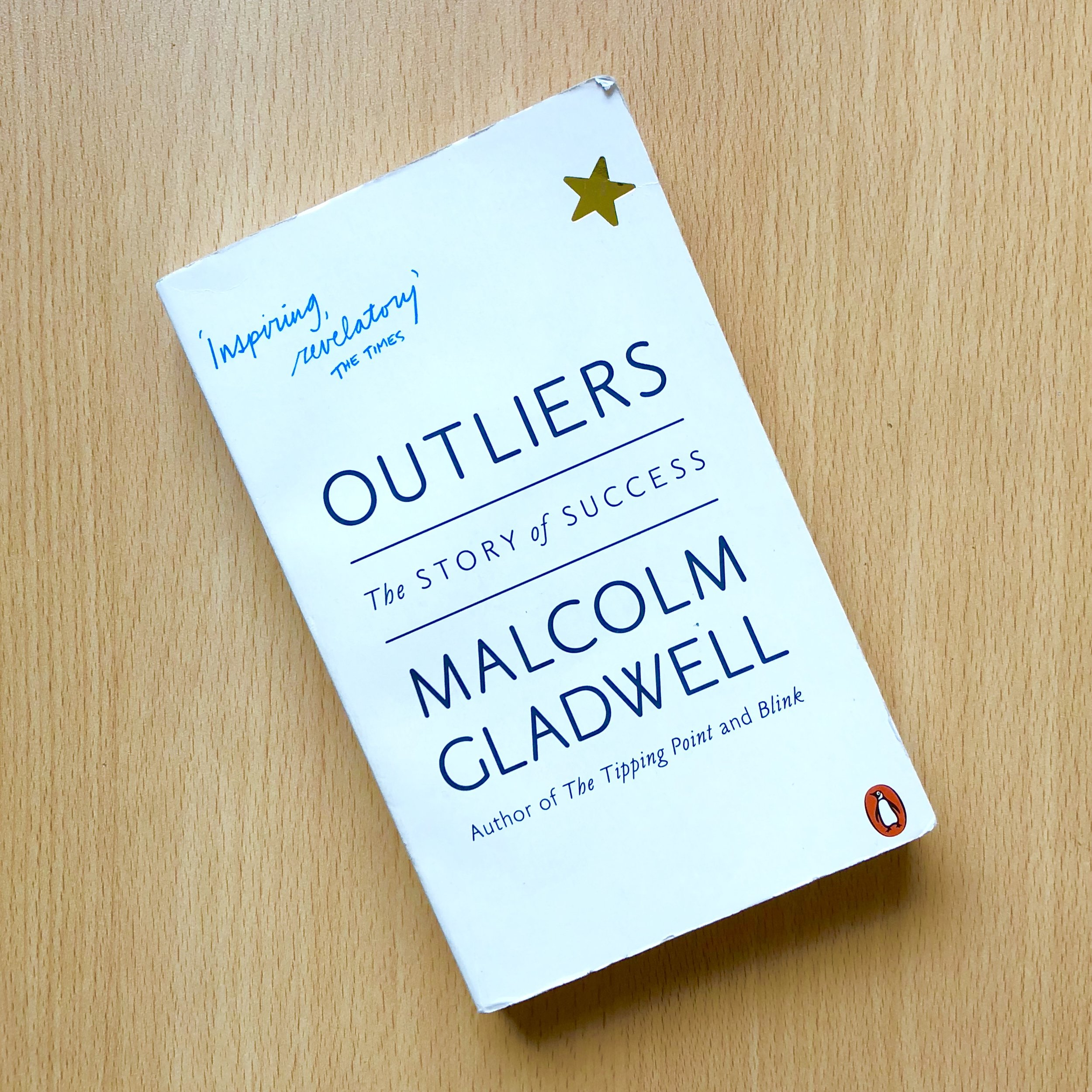 Outliers | Malcolm Gladwell